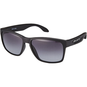 Rudy Project Spinhawk Okulary rowerowe, matte black - rp optics smoke black
